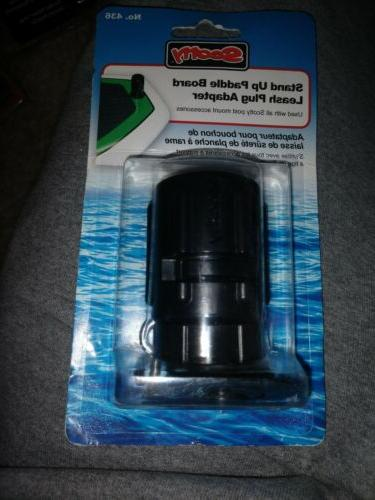 stand up paddle board leash plug adapter