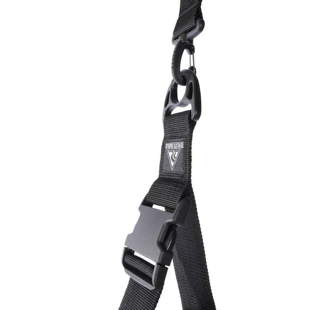 Stand-Up-Paddle board Strap Storage Seattle Sports Surf