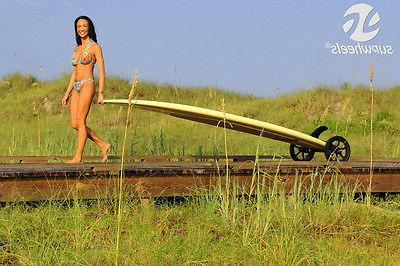 Standup paddle - trolly Wheels