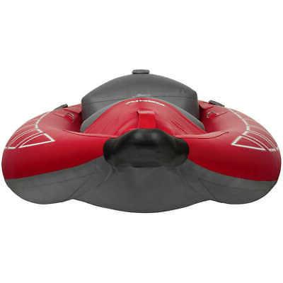 Star VIper Self-Bailing Whitewater Kayak NRS - RED
