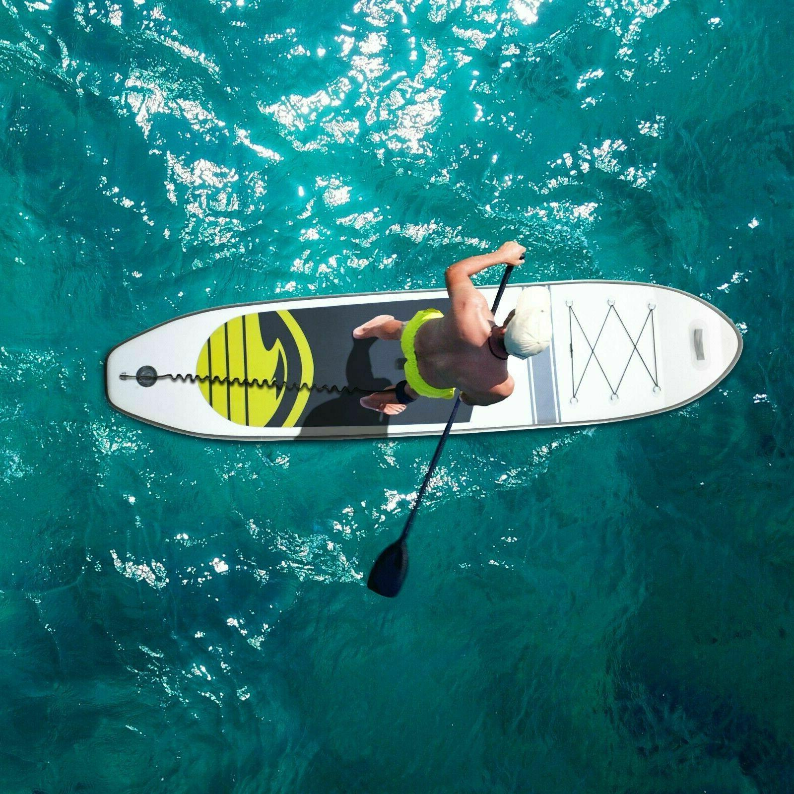 SunL Inflatable Board SUP - the Size 10' 11'