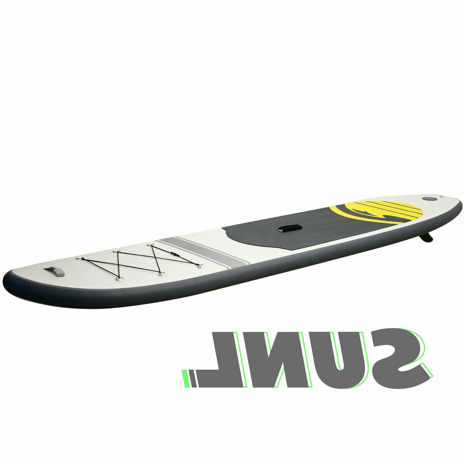 SunL Inflatable Stand-Up Board - the 10'   11'