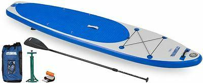 sup inflatable paddle board longboard