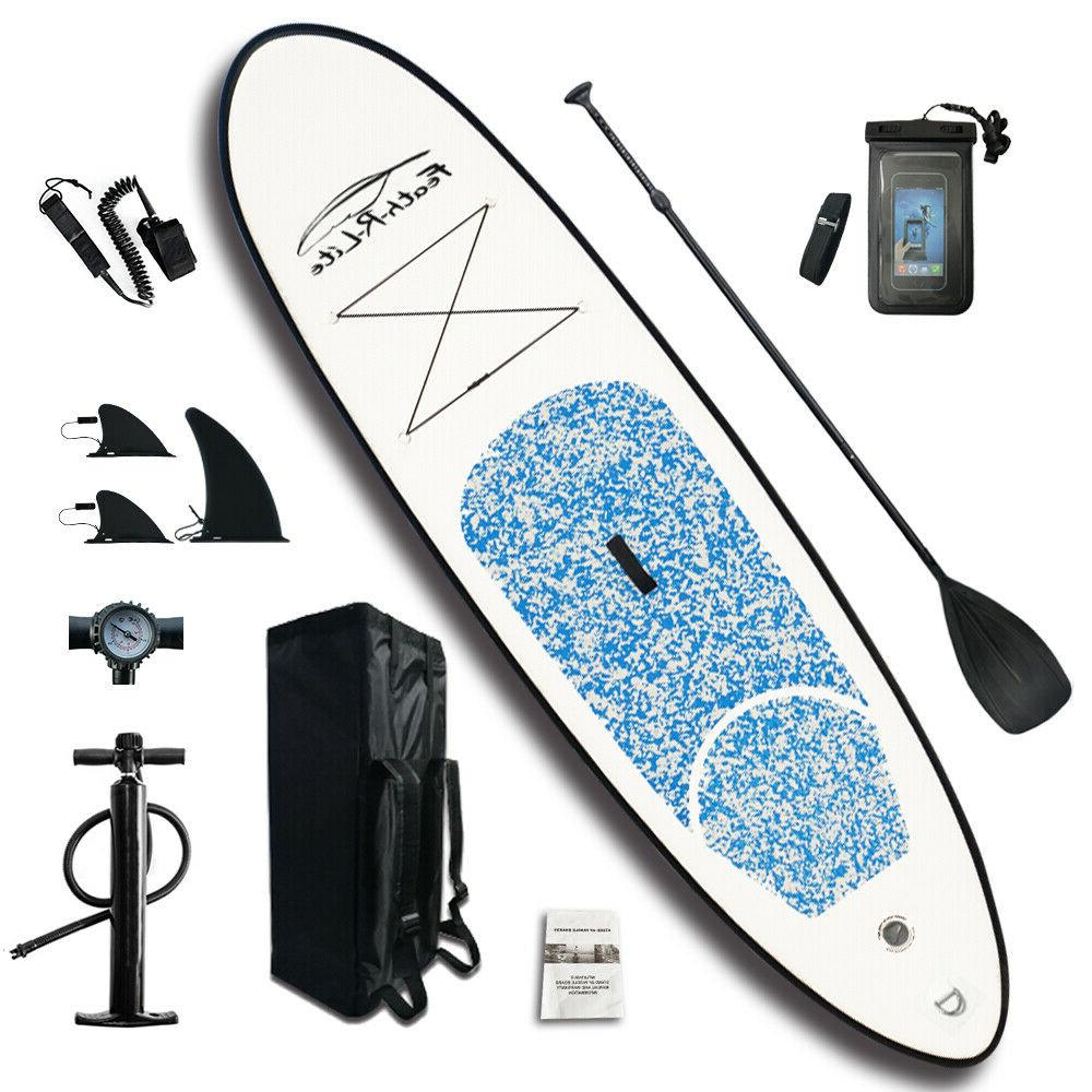 sup inflatable stand up paddle board 10