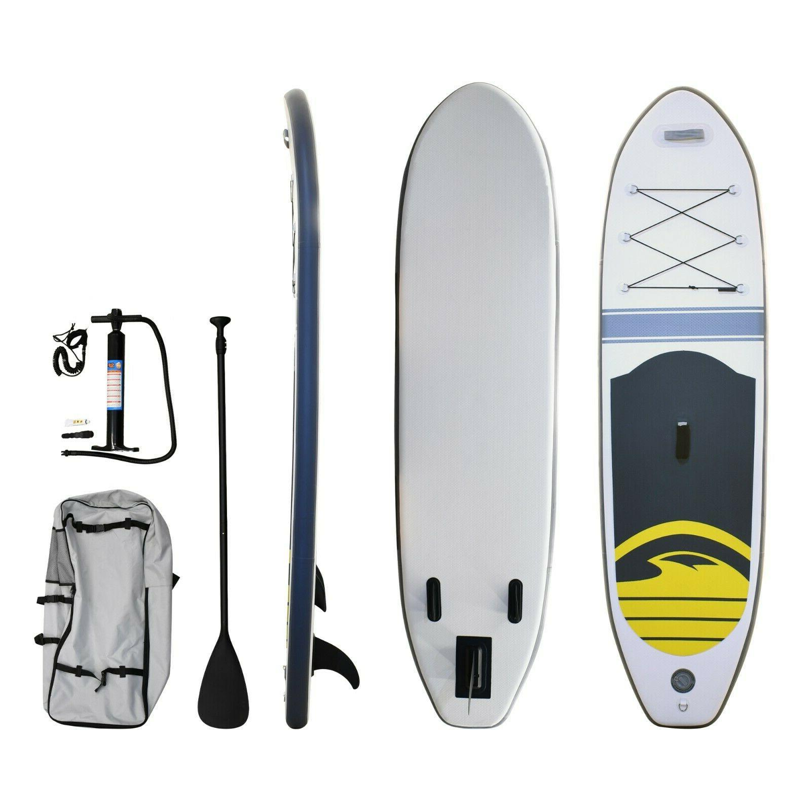 Inflatable Stand Up Paddle Board 10ft
