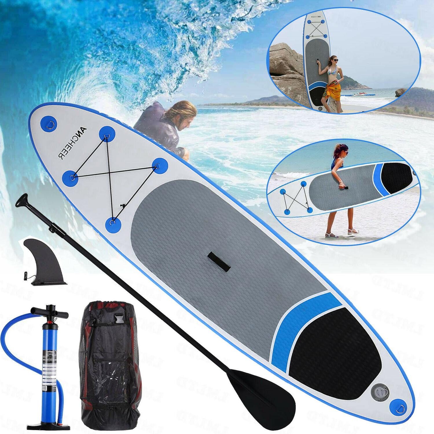 Thrive 10''  Inflatable Stand Up Paddle Board with Paddle US