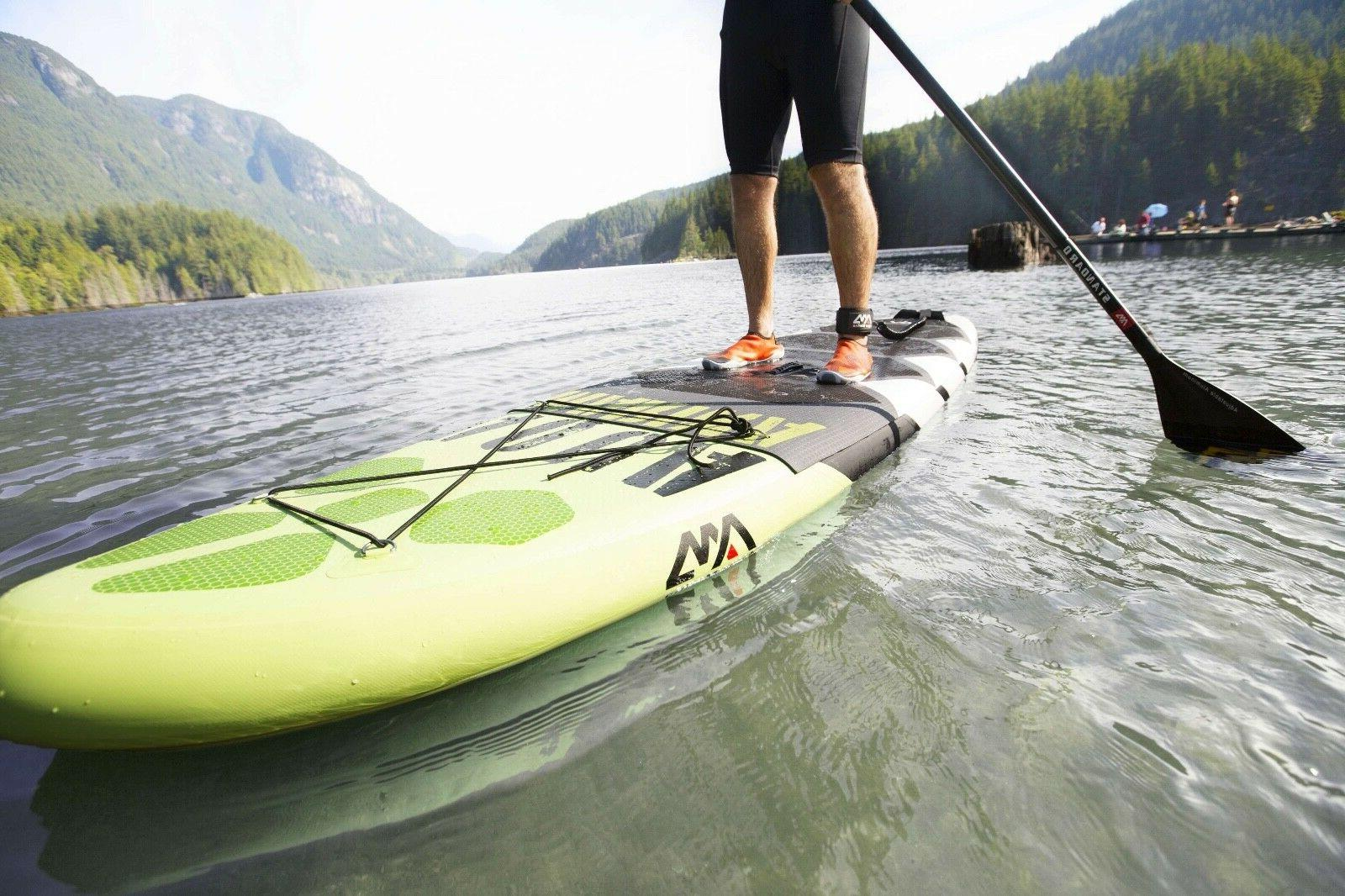 """9'9"""" Stand Paddle w/ Paddle"""