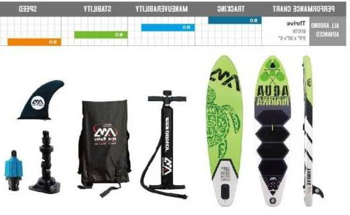 Aqua Marina Board Stand Up w/ Paddle