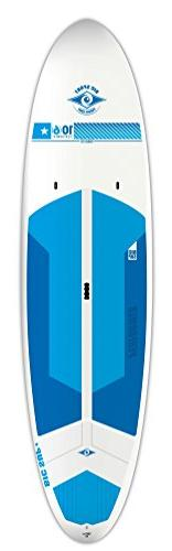 BIC Sport Tough-TEC Performer Sup Stand Up Paddleboard, Whit