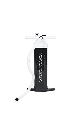 Freein Triple Action Hand Pump Inflatable Stand Up Paddle Board Hand Pump High Pressure and Easy Inflate Paddleboard Accessories