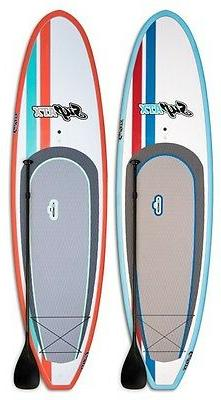 SUP ATX Two Board Package: Scout Paddle Boards - 10', Coral