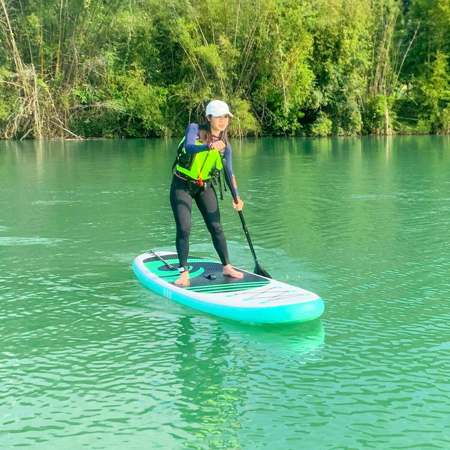used SUP Paddle Surfboard