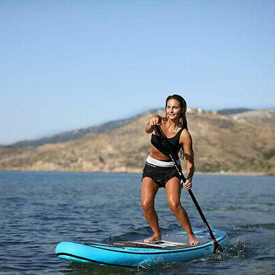 Aqua 9.8 Foot Stand Paddle Kit with Pump