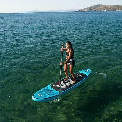 Aqua Foot Up Paddle Board with
