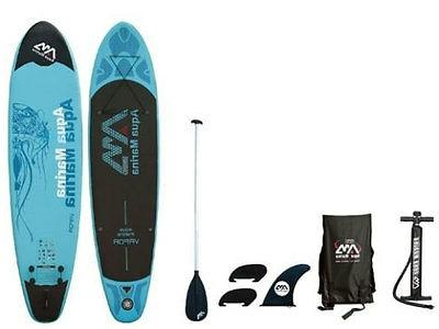 vapor inflatable stand paddle board