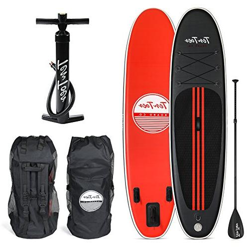 weekender inflatable stand paddle board