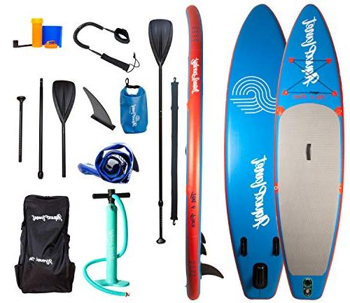 x pace stand paddleboard