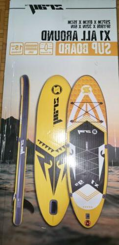 "ZRAY X1 Around Inflatable Board 9'9"" -..."