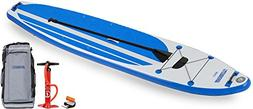 Sea Eagle LB126 Inflatable SUP LongBoard - Start Up Package