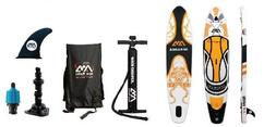 "Aqua Marina Magma Paddle Board 10'10"" Inflatable Stand Up Pa"