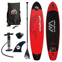 Aqua Marina MONSTER Inflatable Stand-up Paddle Board for Yog