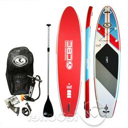 CALIFORNIA BOARD COMPANY 11' FUSION INFLATABLE PADDLE-BOARD