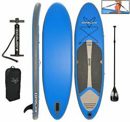 Vilano Navigator 10'  Inflatable SUP Stand Up Paddle Board P