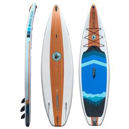 New 11' Inflatable Stand Up Paddle Board 2020 Package Water