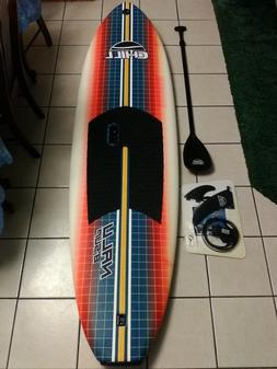 NEW Chill Nalu 8' Stand Up Paddle Board, with Camera Mount