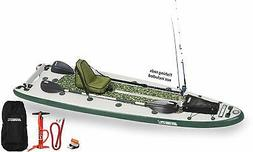 New Sea Eagle Fishsup 126 Inflatable Fishsup - Deluxe Packag