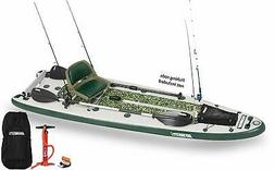 New Sea Eagle Fishsup 126 Inflatable Fishsup - Swivel Seat F