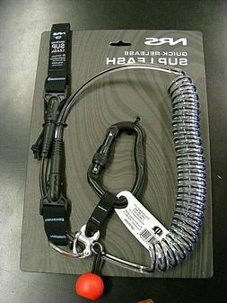 new quick release sup leash stand up
