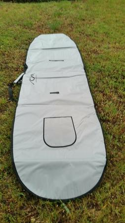 """Paddle Board bag - SUP Travel grade padded -10'2""""x31""""-  Fit"""