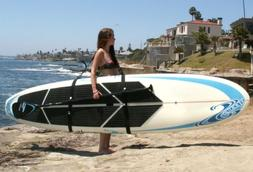 paddle board SUP carrying strap sling. Big Board schlepper O