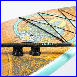 Paddle Holder For Fiberglass & Epoxy Stand Up Boards Kayaks