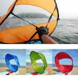 portable pvc downwind wind paddle instant popup