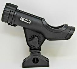 Scotty Powerlock Rod Holder Black w/241 Side/Deck Mount