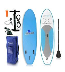 SereneLife Premium Inflatable Stand Up Paddle Board SLSUPB10