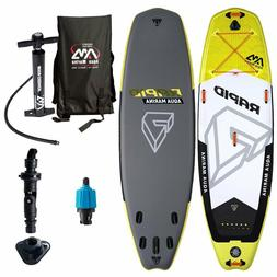 Aqua Marina Rapid River Inflatable Stand-up Paddle Board 10-