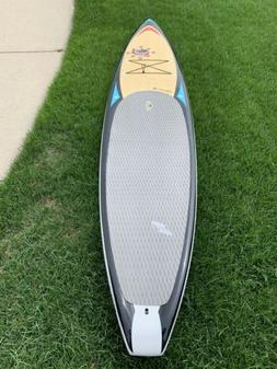 """Boardworks Raven 2 SUP Board 12'6"""" With Free Adjustable/Coll"""