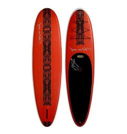 Art In Surf Red Insup Paddle Board 10'6''