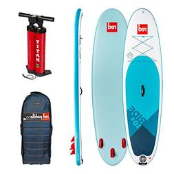 "RED Paddle Co 10'6"" x 32"" Ride MSL Inflatable SUP - Includes"