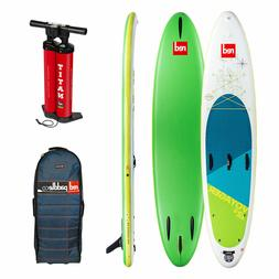 """Red Paddle Voyager 12'6"""" Inflatable Stand-Up Paddle Board"""