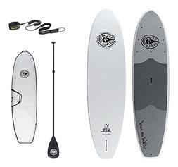 "Art in Surf Rhino Hit Package Paddle Board, White, 11'4"" x 3"
