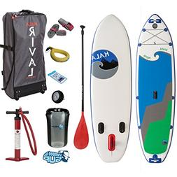 HALA Rival HOSS Inflatable SUP 2018  Incl. Pumped Up SUP ERS