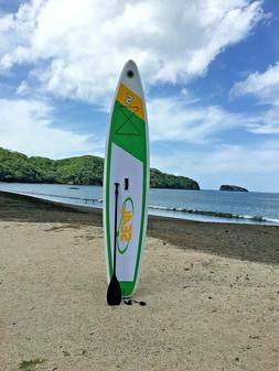 SEAL Palm 12' Stand Up Paddle Board Inflatable SUP w/ Paddle