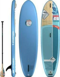 Boardworks SHUBU Muse Stand Up Paddle Board with Paddle - 10