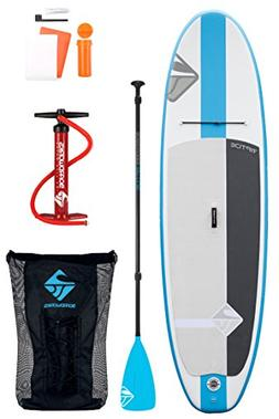 Boardworks SHUBU Riptide Inflatable Standup SUP Includes Bac