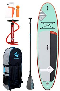Boardworks SHUBU Solr 10'6 Inflatable Stand-Paddle Board Pac