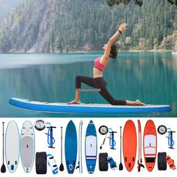 Single/Double Layer Adjustable Paddle Boards Inflatable Surf